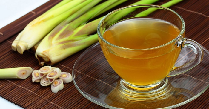 how to make lemongrass tea