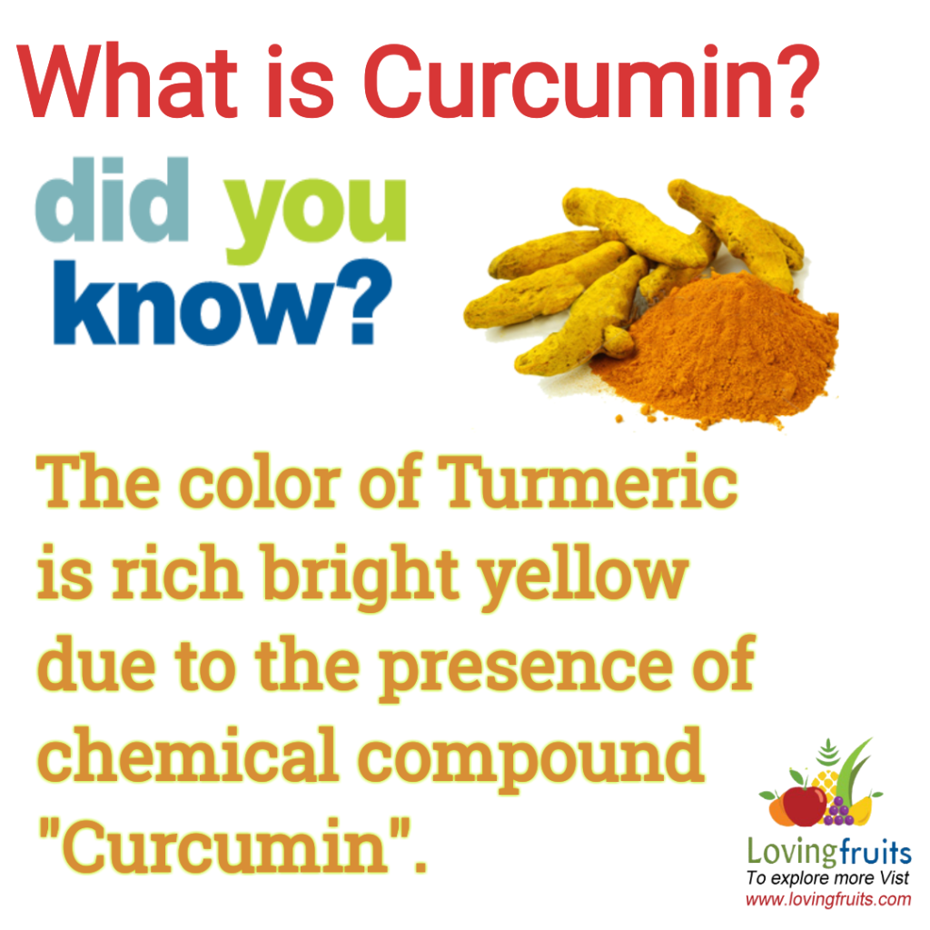 What is curcumin