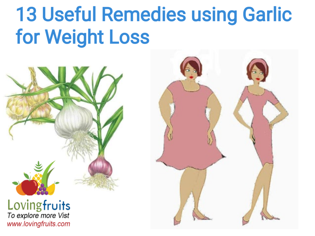garlic and weight loss
