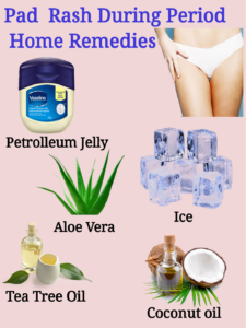 home remedies for pad rash